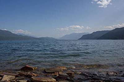 Kootenay Lake Photograph - Kaslo Kootenay Lake by Duomo Photography