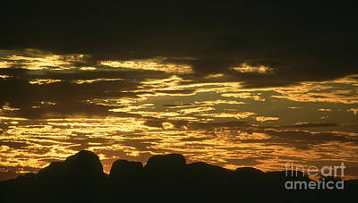 Art Print featuring the photograph Kata Tjuta Australia 3 by Rudi Prott