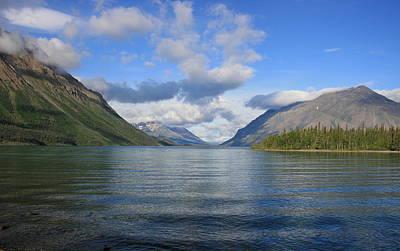 Photograph - Kathleen Lake Yukon by Betty-Anne McDonald