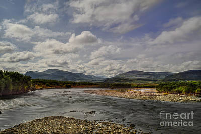 Photograph - Katmai Preserve Scenic View by Dan Friend