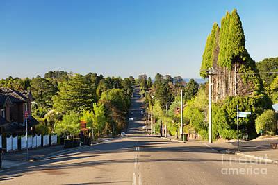 Photograph - Katoomba Street by Yew Kwang