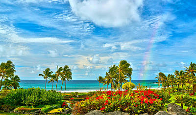 Photograph - Kauai Bliss by Marie Hicks