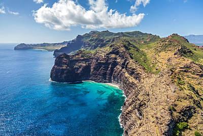 Photograph - Kauai Coastline by Pierre Leclerc Photography