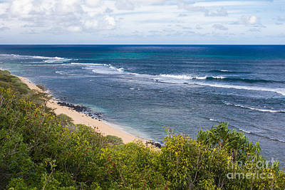 Photograph - Kauai Coastline by Suzanne Luft