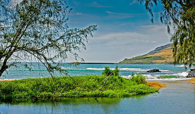 Photograph - Kauai by John Johnson