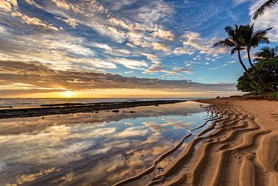 Photograph - Kauai Kailani Sunrise by Pierre Leclerc Photography