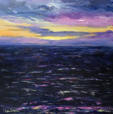Painting - Kauai Sunset by Jamie Frier