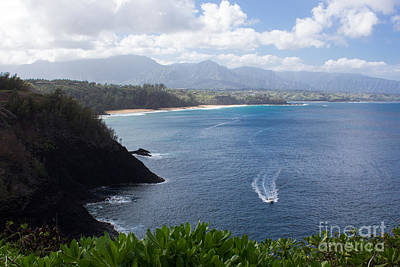 Photograph - Kauai's North Shore by Suzanne Luft
