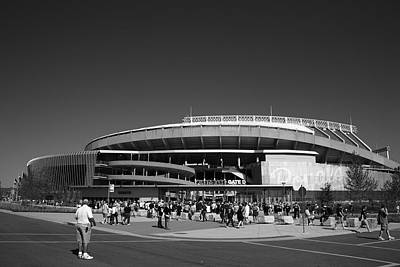 Kauffman Stadium - Kansas City Royals 2 Art Print by Frank Romeo