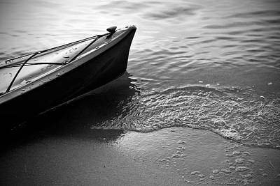 Photograph - Kayak by Christopher Meade