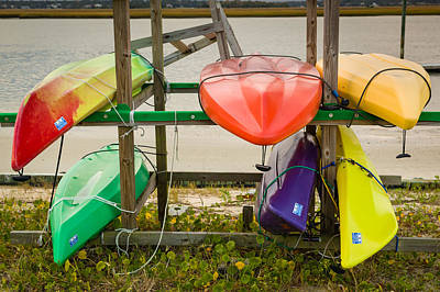Photograph - Kayak by Denis Lemay