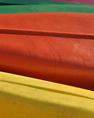 Photograph - Kayak.1 by Stuart Hicks