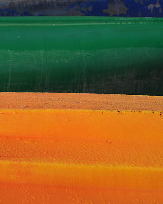Photograph - Kayak.3 by Stuart Hicks