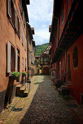 Kaysersberg Photograph - Kaysersberg by JG Photography