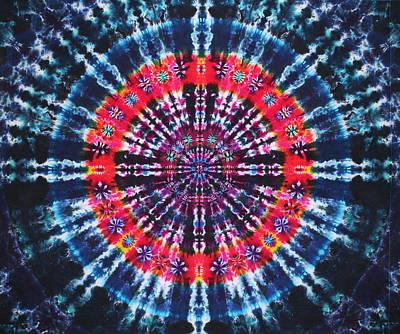 Kazamm Mandala Art Print by Courtenay Pollock