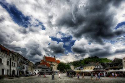 Photograph - Kazimierz Dolny In Poland by Robert Woodward