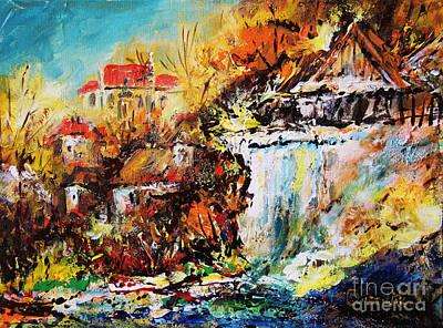 Kazimierz Nad Wisla  Art Print