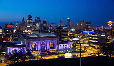 Photograph - Kcmo Union Station by Deb Buchanan