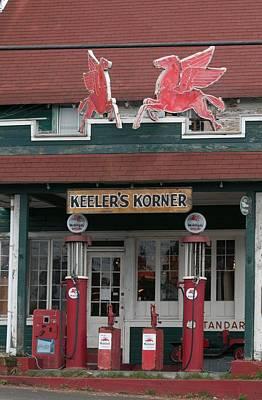 Photograph - Keeler's Korner II by E Faithe Lester