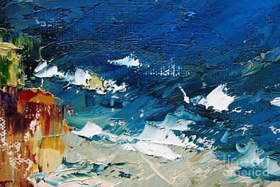Keem Bay Achill Island Ireland Art Print