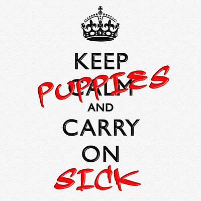 Keep Calm And Carry On 11 Original