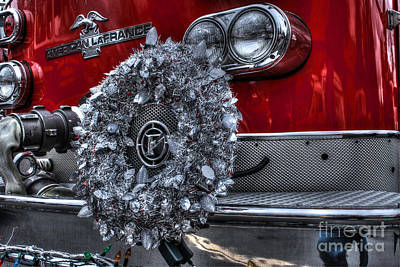 Fireground Photograph - Keep Fire In Your Life No 13 by Tommy Anderson