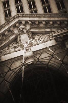 Photograph - Keep Out by Gordon Dean II