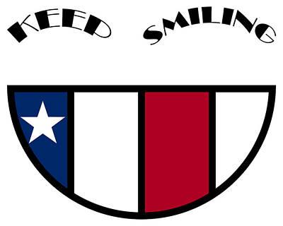 Keep Smiling Original