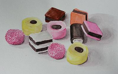 Allsorts Photograph - Keep Your Hands Off The Candy by Caryl J Bohn