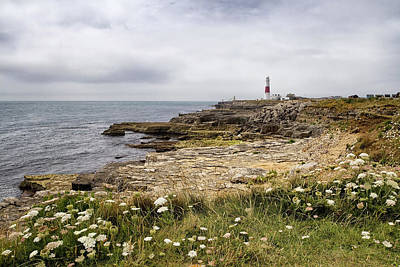 Photograph - Portland Bill by Shirley Mitchell