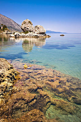 Photograph - Kefalonia Beauty by Meirion Matthias