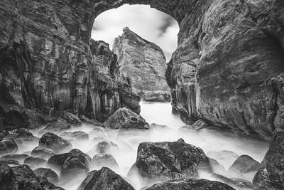 Photograph - Kehole Arch by Darren  White