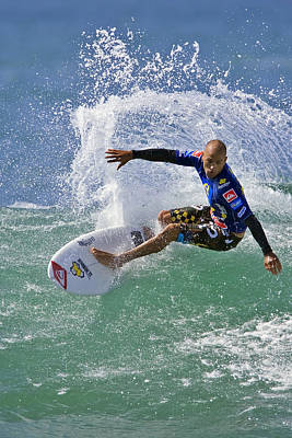 Photograph - Kelly Slater  Eom7785 by David Orias