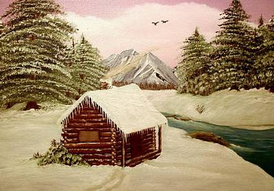 Painting - Kelly's Retreat by Sheri Keith