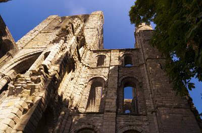 Photograph - Kelso Abbey by Jean-Noel Nicolas