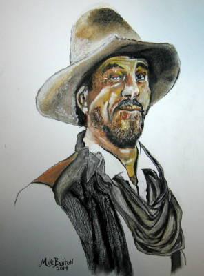 Ken Curtis As Festus Art Print