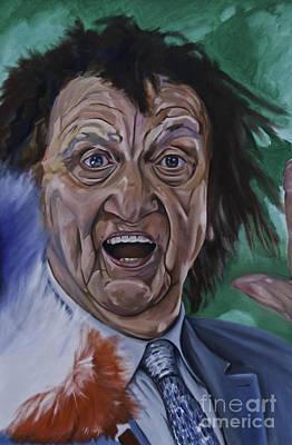 Painting - Ken Dodd by James Lavott