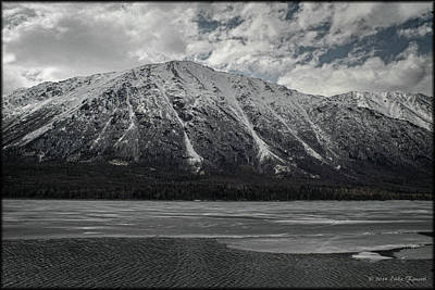 Photograph - Kenai Lake by Erika Fawcett