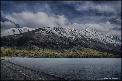 Photograph - Kenai Lake2 by Erika Fawcett