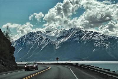 Photograph - Kenai Road Trip by Dyle   Warren