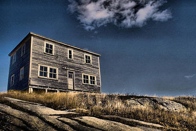 Photograph - Kendell Store Pushthrough Nl by Douglas Pike
