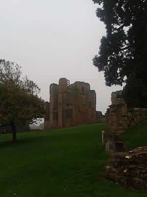 Kenilworth Castle Wall Art - Photograph - Kenilworth Castle Ruins by Gav