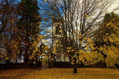 Photograph - Kenmore Church by Stephen Taylor
