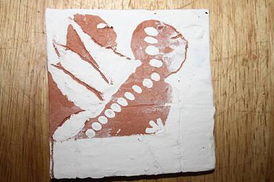 Kenna - Tile Print by Gloria Ssali