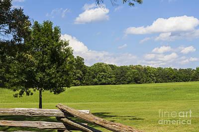 Photograph - Kennesaw Battlefield by Diane Macdonald