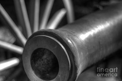 Photograph - Kennesaw Cannon 1 by Jonathan Harper