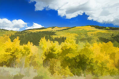 Photograph - Kenosha Pass Colors by J Michael Nettik