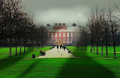 Princess Diana Photograph - Kensington Palace London by Diana Angstadt