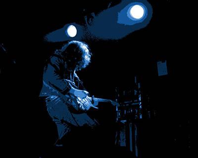 Photograph - Kent #95 Enhanced In Blue by Ben Upham