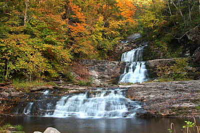 Kent Falls Photograph - Kent In Fall by Andrea Galiffi
